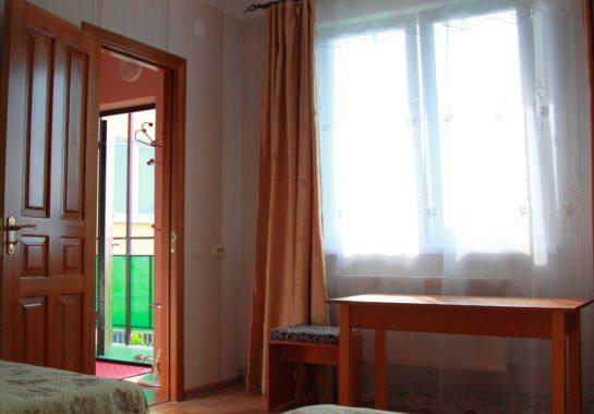 Двухместный номер на 2 этаже
