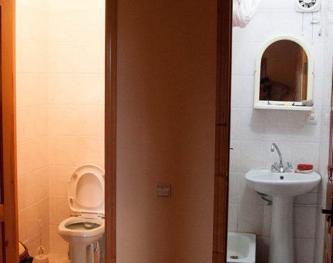 Двухместный номер с дополнительным местом, 2 этаж