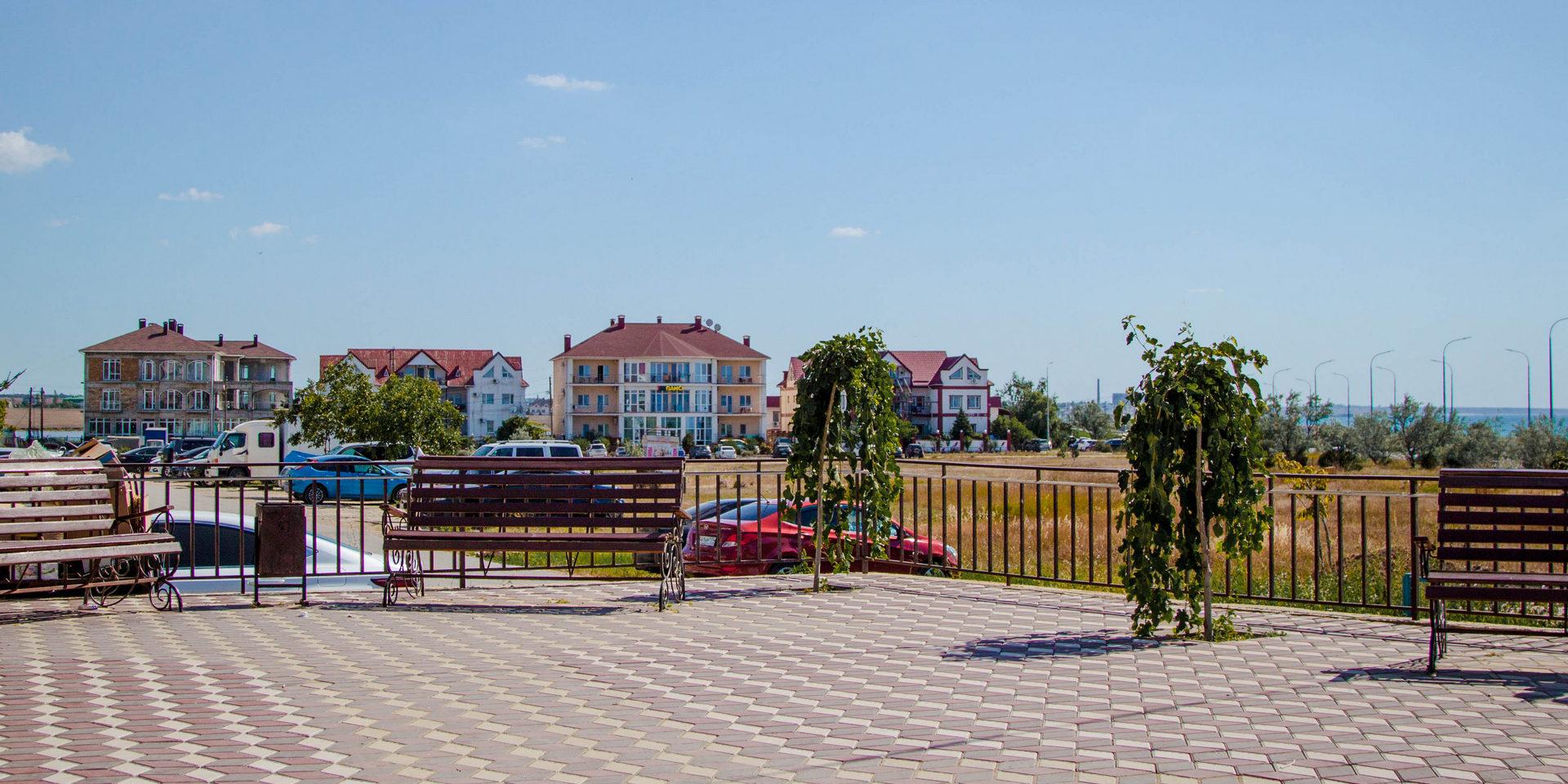 Береговое, Крым